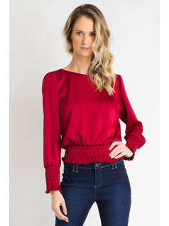CAMISA RED front