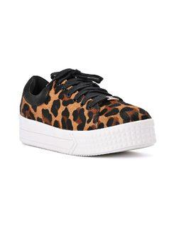 Sneaker Animal Print Onza front