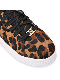 Sneaker Animal Print Onza back