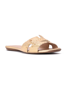 Flat Comfort Gold front