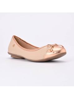 Ballerina Metallic front