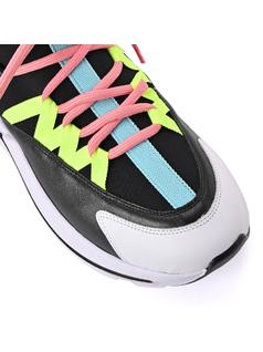 Sneaker Multicolor Trendy back