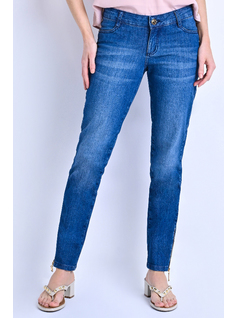 JEANS AZUL front