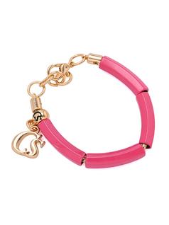 Pulseira Pink em metais front