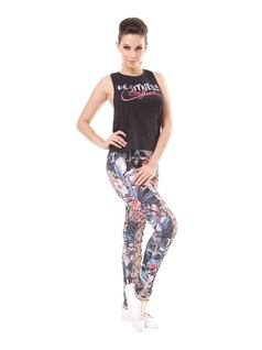 PANTALÓN FITNESS ESTAMPADO back
