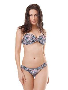 Bikini Estampado - Moda Playa back