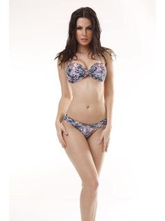 Bikini Estampado - Moda Playa front