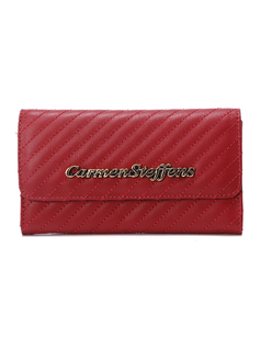 CARTEIRAS - CF FRAMBOESA front