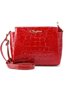 BOLSAS - VZR RED back