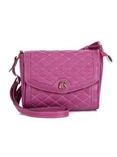 BOLSAS - CF PURPLE front