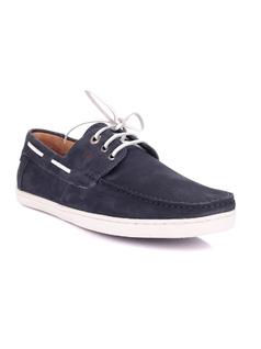 Indigo Oxford Shoe front