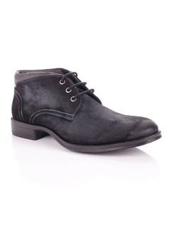 Black Men's Shoe front