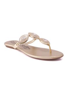 Flat Sandal front