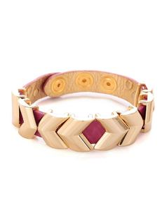 BRACELET WITH ARROW LOOP front