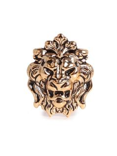 LION RING front