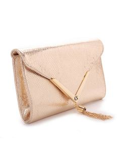 WALLET WITH TASSEL