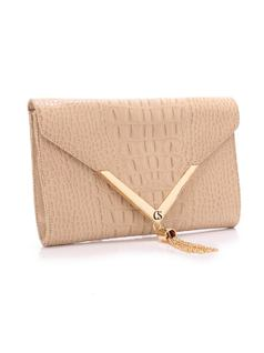 WALLET WITH TASSEL back