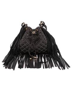 HANDBAG WITH FRINGES front