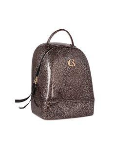 Fashion Shine Backpack back