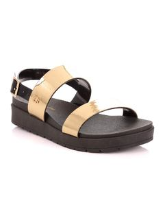 SANDAL WITH CS METAL front