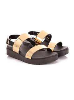 SANDAL WITH CS METAL back