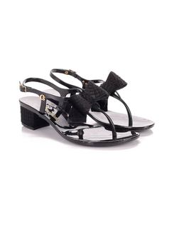 SANDAL WITH BOW back