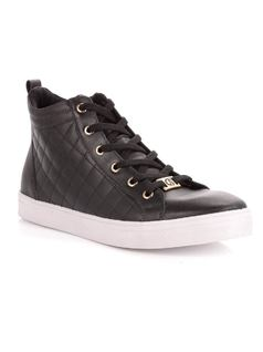 TENNIS SHOE WITH LACES AND CS PRINT front