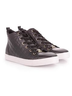 TENNIS SHOE WITH LACES AND CS PRINT back