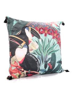 Toucan Fashion Pillow back