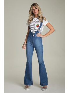 MONO JEANS FLARE front