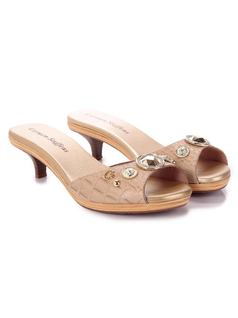 CLOG WITH DECORATION AND PERSONALIZED METAL back