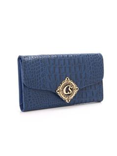 WALLET WITH CS FLAP back