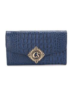 WALLET WITH CS FLAP front