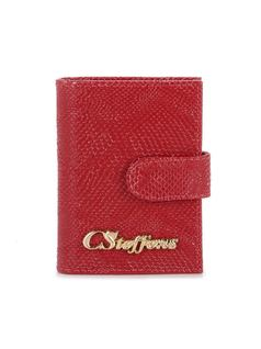 CS STEFFENS CARD HOLDER front