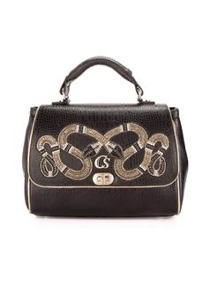 HANDBAG WITH SNAKE front